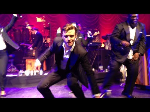 JUSTIN TIMBERLAKE - MY LOVE [HD] (BRITS AFTER PARTY, LONDON)