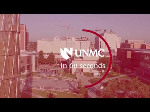 UNMC in 60 Seconds