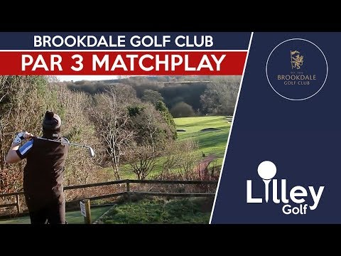 Golf Par 3 Matchplay at Brookdale Golf Club | Lilley -vs- Houldsworth