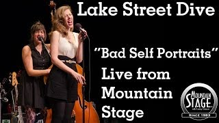 lake street dive bad self portraits live from mountain stage