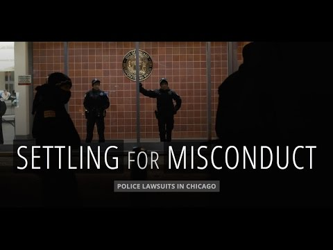Settling for misconduct