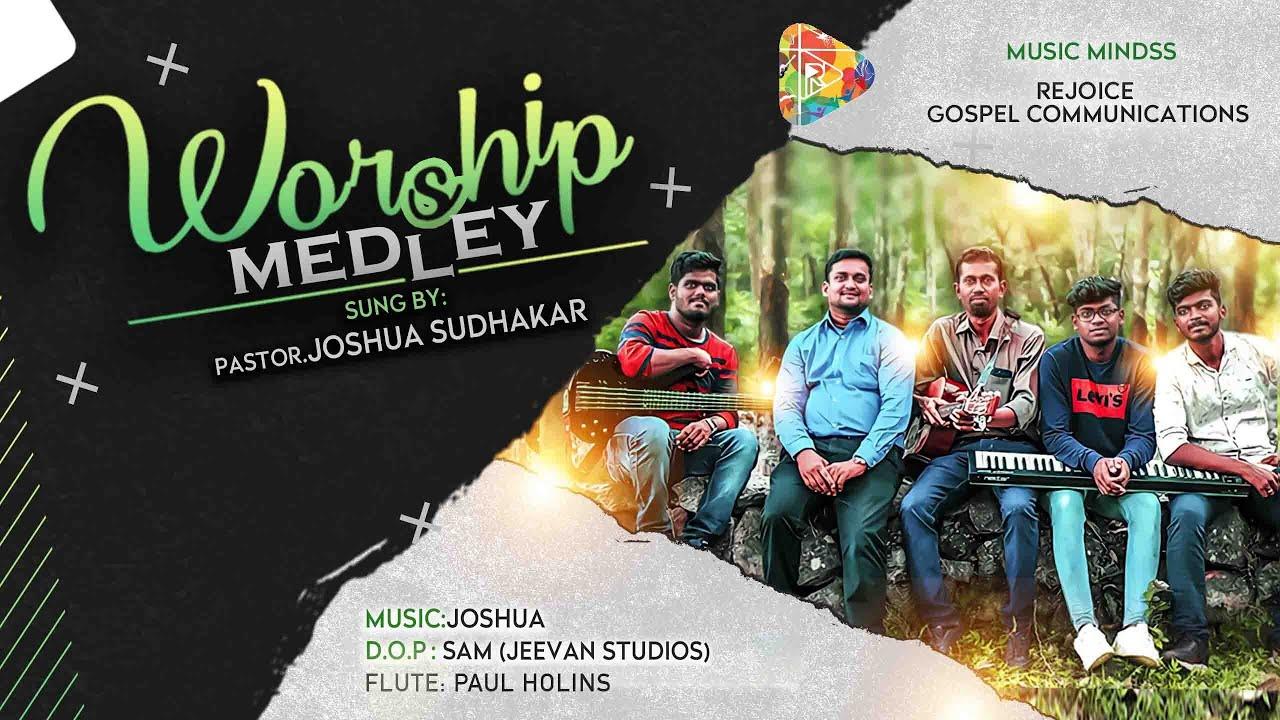 Worship Medley | Joshua Sudhakar |Tamil Worship Medley