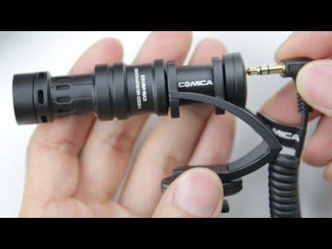 Comica External Mic CVM-VM10 II