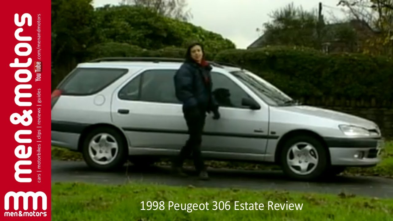 1998 peugeot 306 estate review youtube. Black Bedroom Furniture Sets. Home Design Ideas