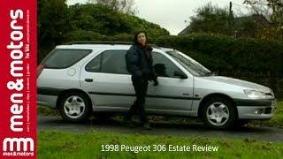 видео Peugeot 306 break (универсал): ремонт задней балки подвески моей Пежо. Пальцы задней балки пежо 306