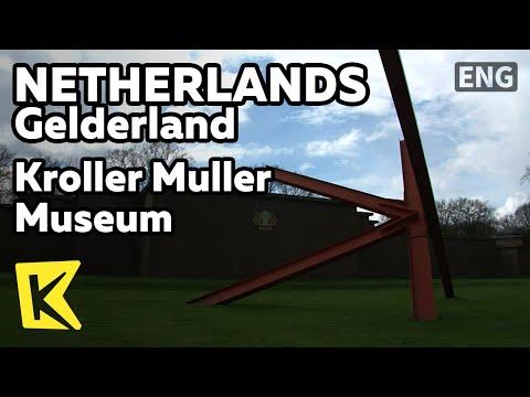 【K】Netherlands Travel-Otterlo[네덜란드 여행-오테를로]크뢸러뮐러 국립 미술관/Kroller Muller Museum/De Hoge Veluwe/Gogh
