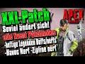 Mega Update bringt heftige Legenden Buffs/nerfs, Havoc nerf alle Patchnotes zum Apex Legends Event