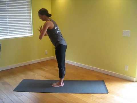 yoga video  beginner's vinyasa flow sequence  youtube