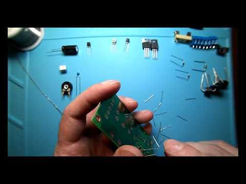 Low Voltage (12V) Light Organ - Part 1