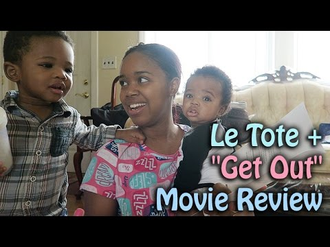 le tote get out movie review season 3 youtube. Black Bedroom Furniture Sets. Home Design Ideas