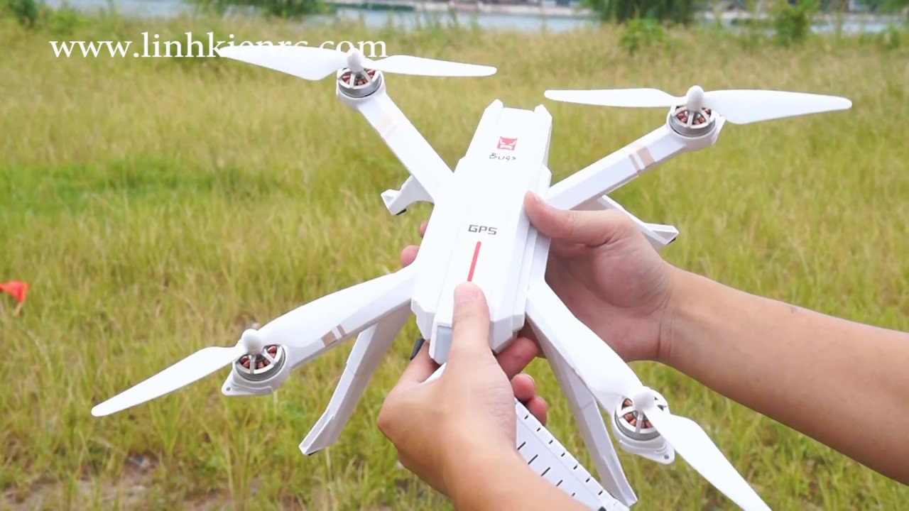 ✅ Trên tay Flycam MJX BUGS 3 Pro, Hướng dẫn bay