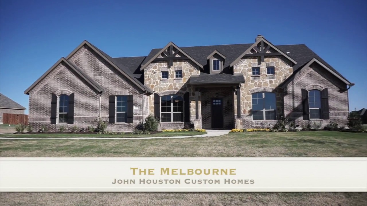 New Custom Home In Midlothian Texas