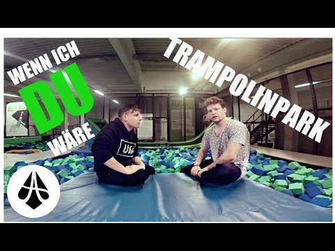 Waldi Müller & Norman Lichtenberg - Wenn ich DU wäre im Trampolinpark
