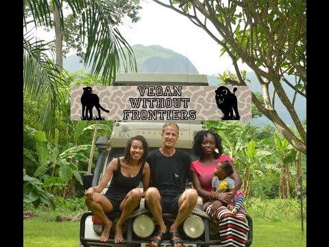 Vegans in Ghana