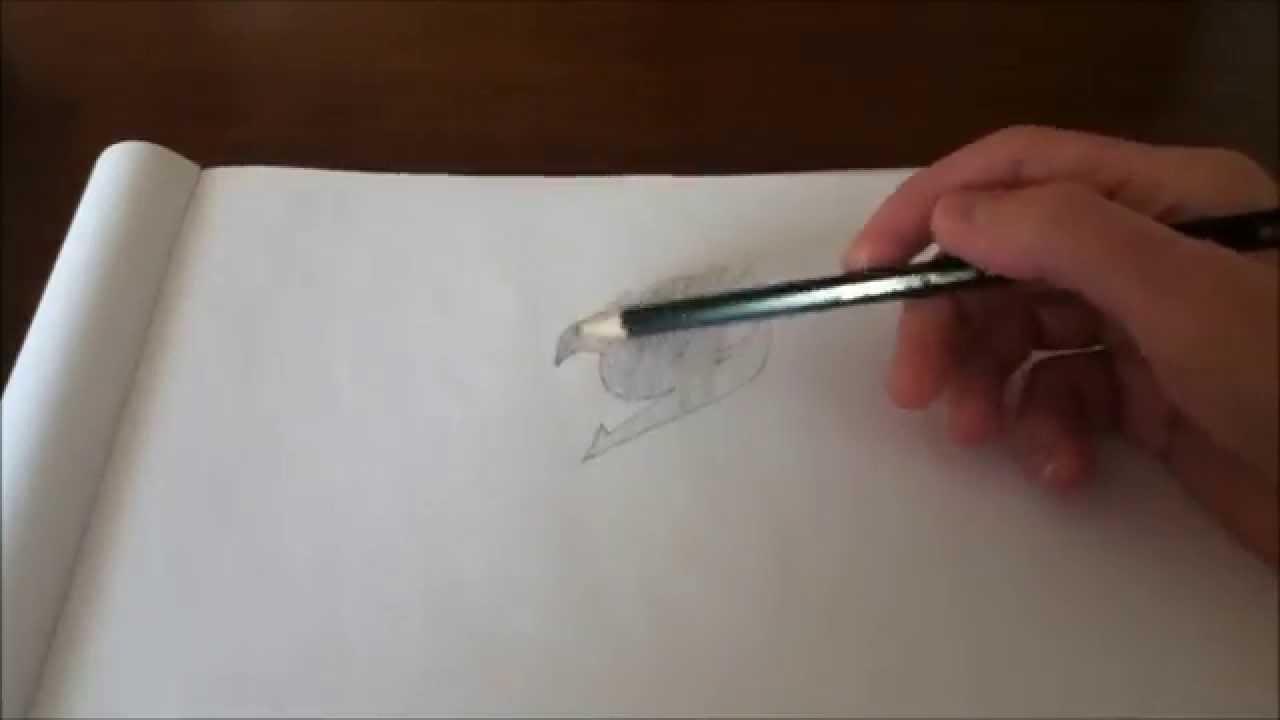Comment dessiner le signe de fairy tail youtube - Dessiner fairy tail ...