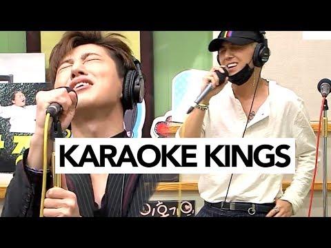 When YG Idols go on Radio Karaoke Mp3