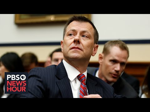 Peter Strzok on why he believes Trump is 'compromised' by Russia