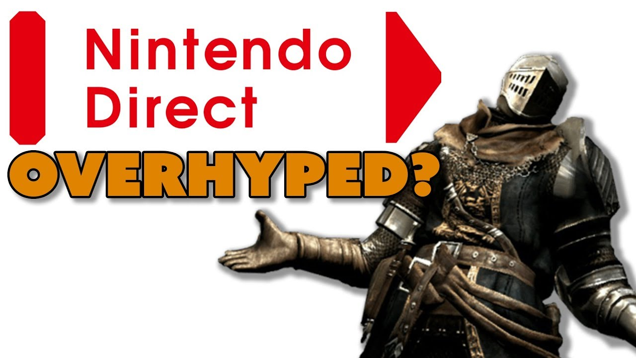 nintendo direct overhyped the know game news youtube
