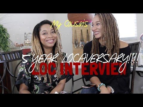 LOC INTERVIEW 2: KAYCEE'S 5 YEAR LOCAVERSARY