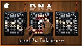 BTS(방탄 소년단) - DNA //K-POP Triple LaunchPad Performance by YamYamY