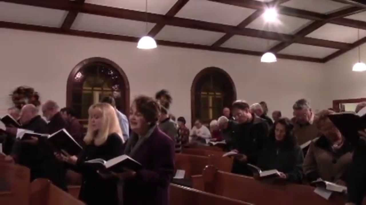 Ecumenical Thanksgiving Service  11-24-15