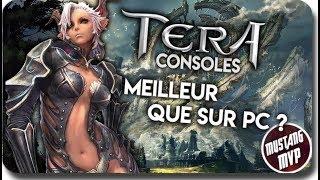TERA | LE MMO D'ACTION ULTIME EST SUR PS4 ET XBOX ONE ! | MON GAMEPLAY DE LA VERSION CONSOLE EN 4k !
