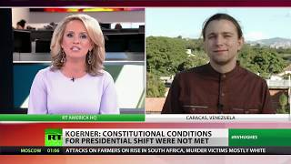 Most Venezuelans politically independent – Lucas Koerner