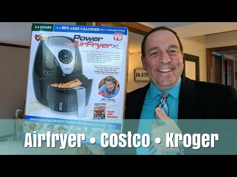 air-fryer-review-with-costco-and-kroger-haul