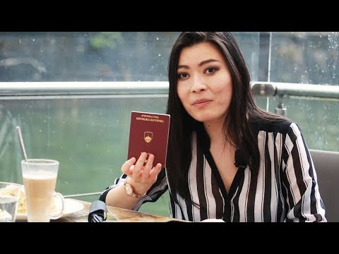 What are the benefits of being an EU citizen ❭❭ Red Passport