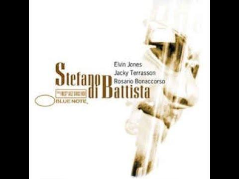 Stefano Di Battista   Elvin Jones Time for a solo