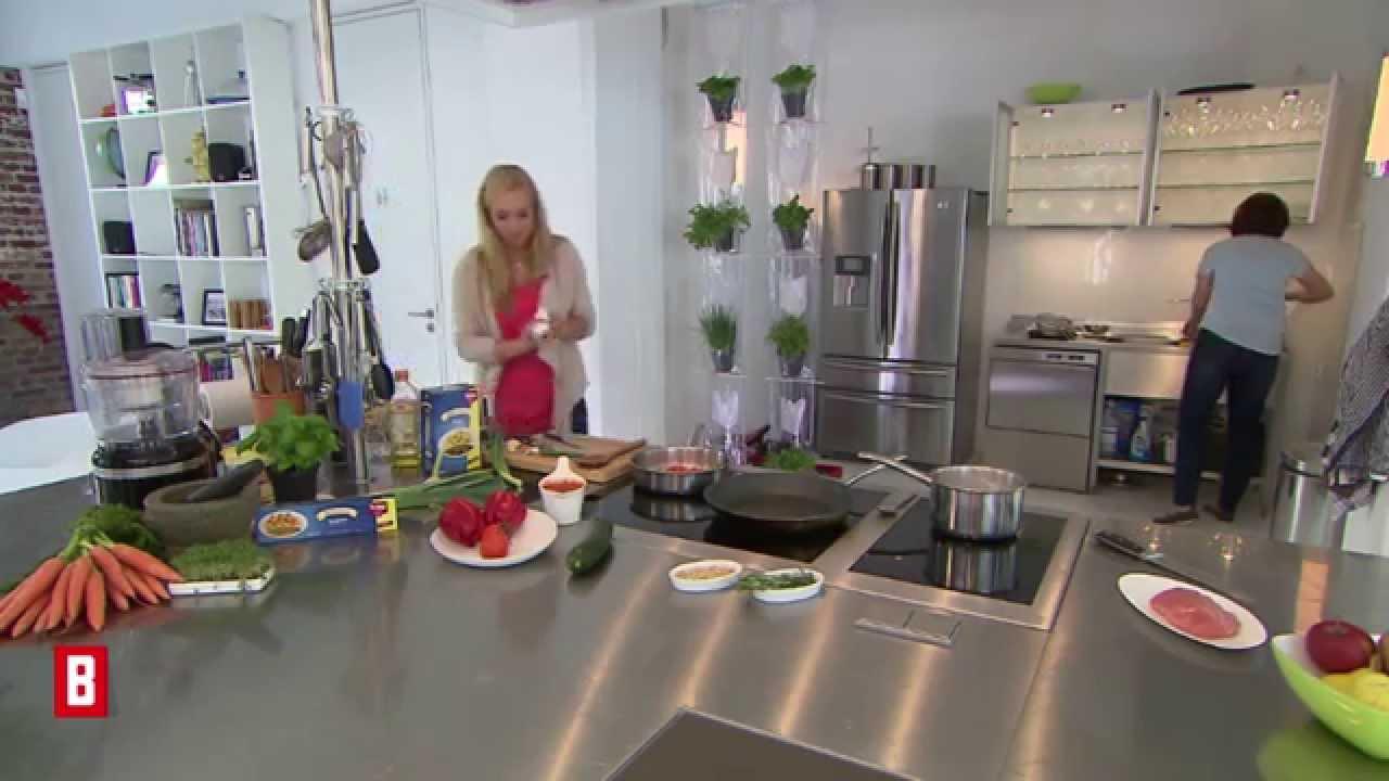 BUNTE TV - Sabine Lisicki: So lebt sie mit ihrer Gluten-Unverträglichkeit