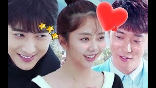 [MV2] Face Off - Te Hua Shi 💕 特化师 💕Crush Love Story 2019💕Chinese Drama Kiss Scene💕Tan Song Yun