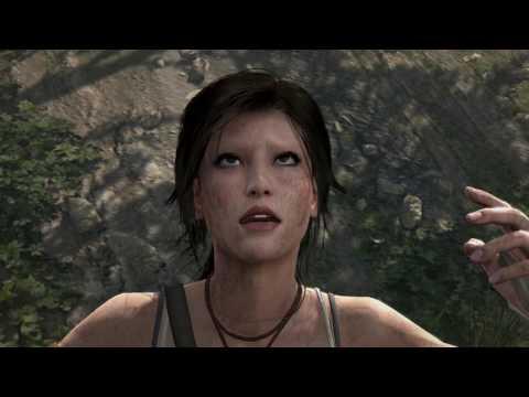 [PC] Tomb Raider (2013) - Definitive Edition Lara Import - TressFX Test 1