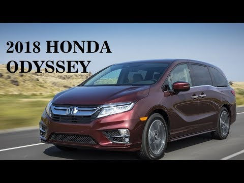 2018 Honda Odyssey Release Date Price and Review you need to know