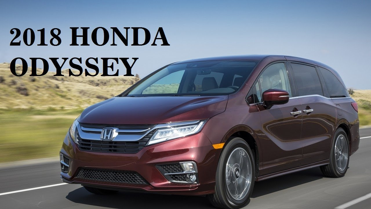 2018 honda odyssey release date price and review you need to know youtube. Black Bedroom Furniture Sets. Home Design Ideas