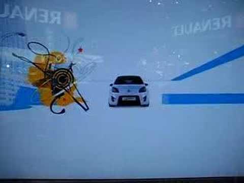 Paris Motor Show, Renault TWINGO VTR