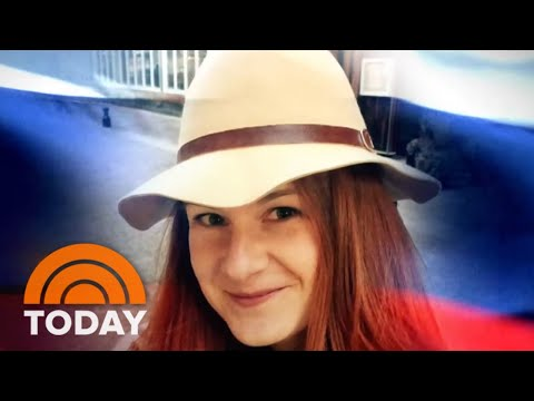 What To Know About Maria Butina, Alleged Russian Agent With NRA Ties | TODAY