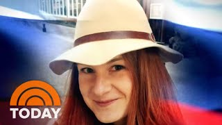 What To Know About Maria Butina, Alleged Russian Agent With NRA Ties TODAY