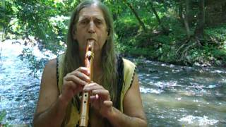 3 easy to sing traditional Cherokee songs with cedar flute