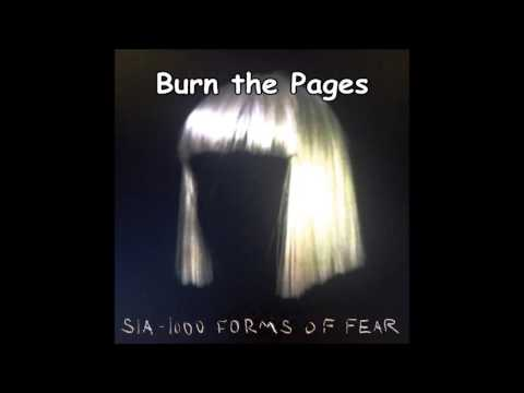 Sia 1000 Forms of Fear Full Album