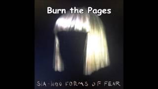 Sia 1000 Forms Of Fear Full Album