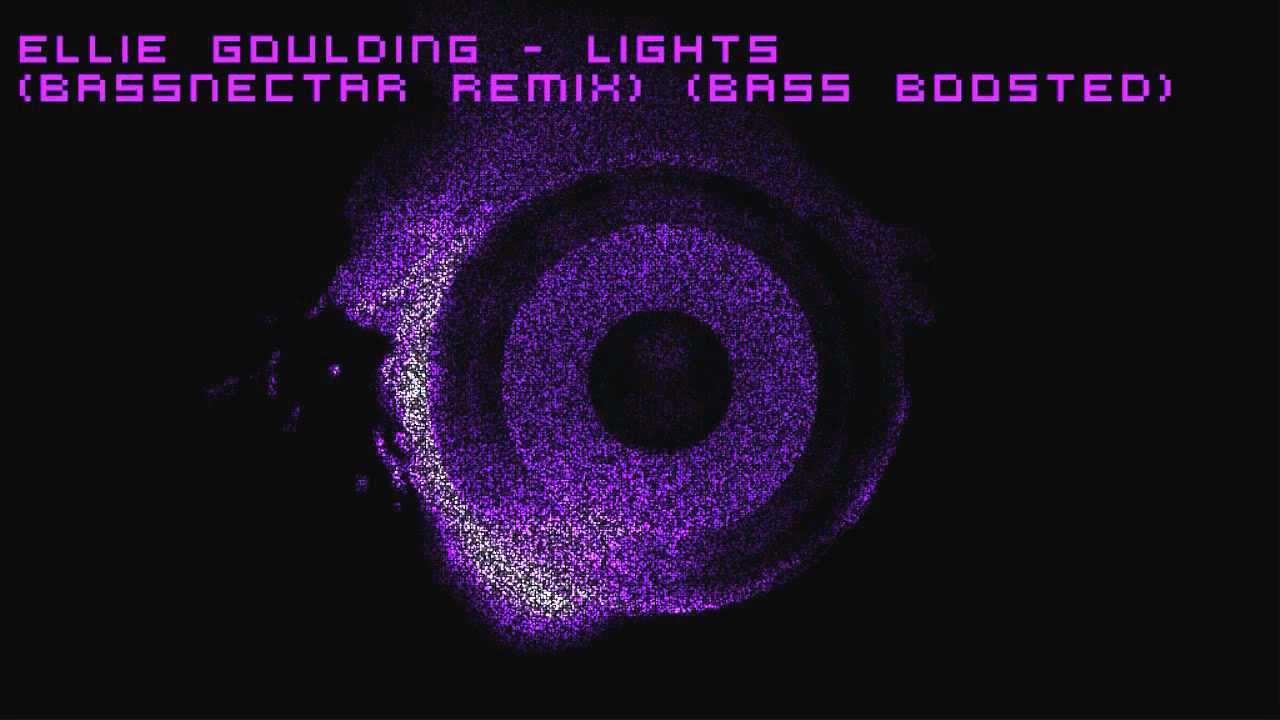 Lights (Bassnectar Remix) [Bass Boosted