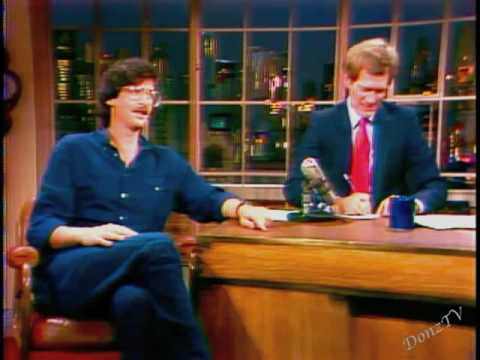 Howard Stern on Late Night, Part 1: 1984