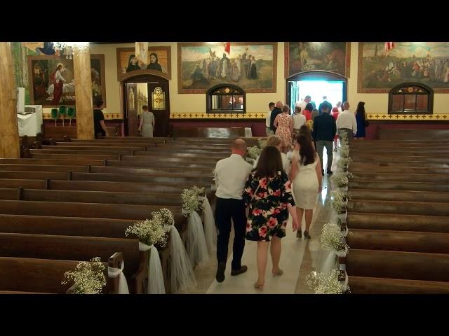 Ślub - Sylwia & Łukasz,  19 Czerwca, 2021
