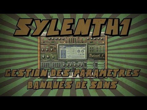 Sylenth1 #3: Gestion des paramètres et banques de sons