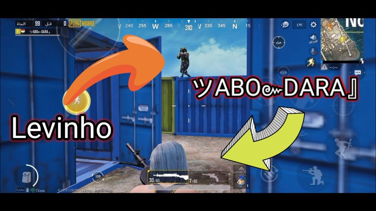 Photo of #بوبجي#ببجي واجهت اليوتيوبر ليفينو بل حاوايات شاهد الفيديو I killed the Youtuber Levinho – اللعاب الفيديو