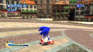 MI VOZ EN SONIC GENERATIONS! [V2] | Sonic Generations Mod