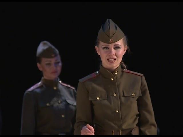 Празднику Великой Победы посвящается. Песня «Судьба матери»