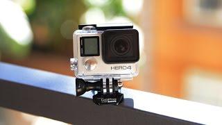 Опыт использования камеры GoPro HERO4