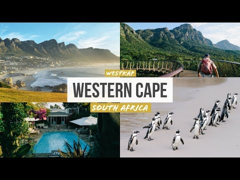 South Africa: Western Cape Highlights | Südafrika Westkap Kapstadt bis Hermanus